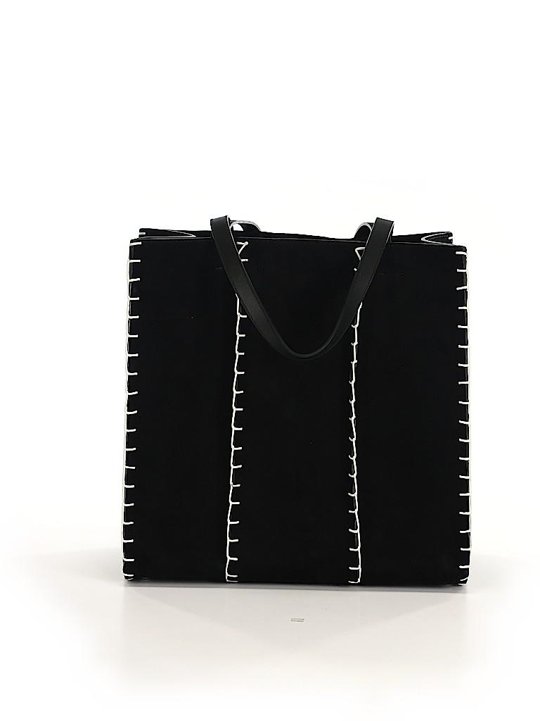 Edun Women Leather Tote One Size