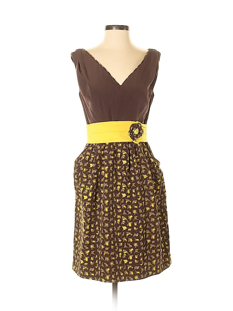 Baraschi Women Casual Dress Size 4