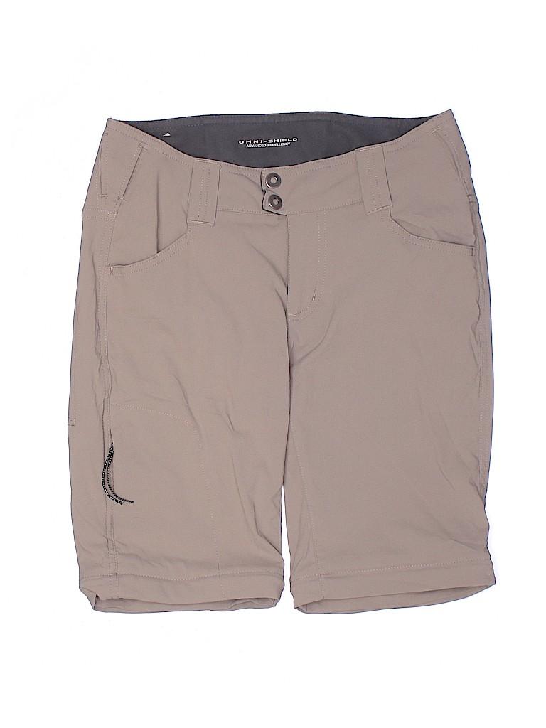 Columbia Women Athletic Shorts Size 2