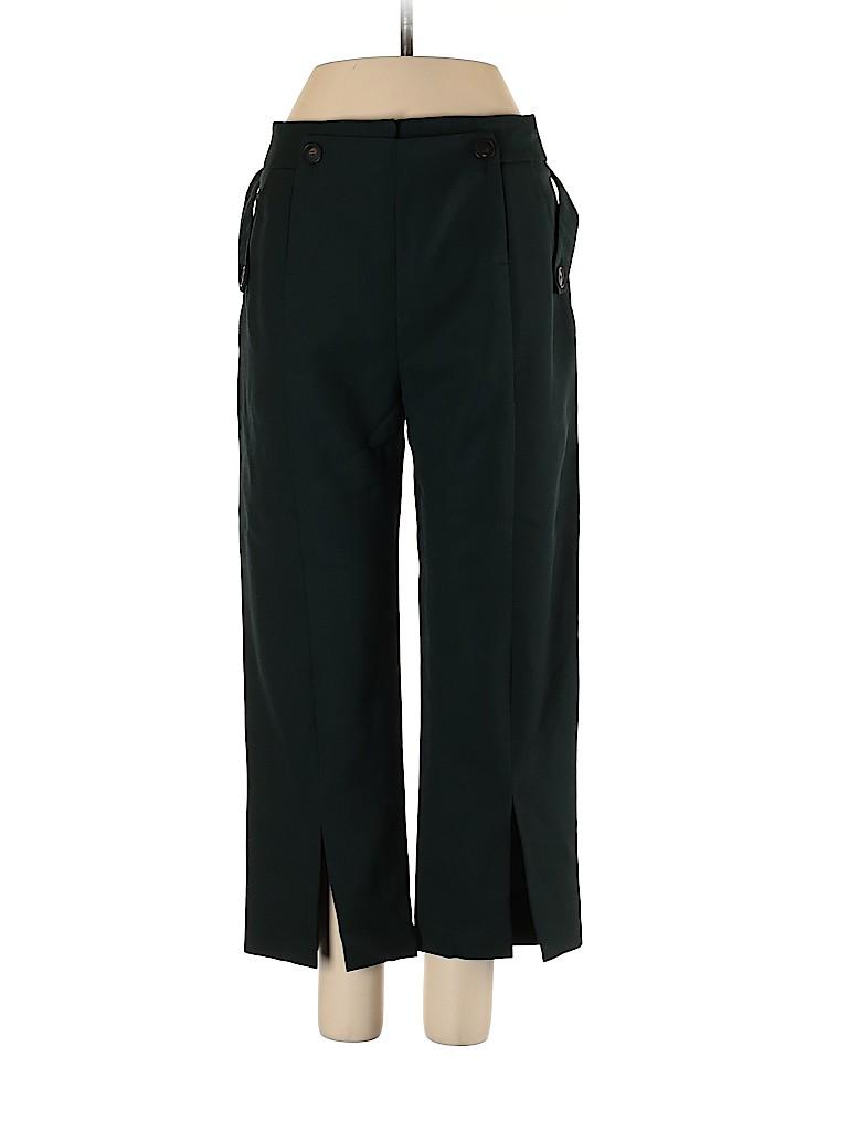 Carven Women Wool Pants Size 36 (FR)