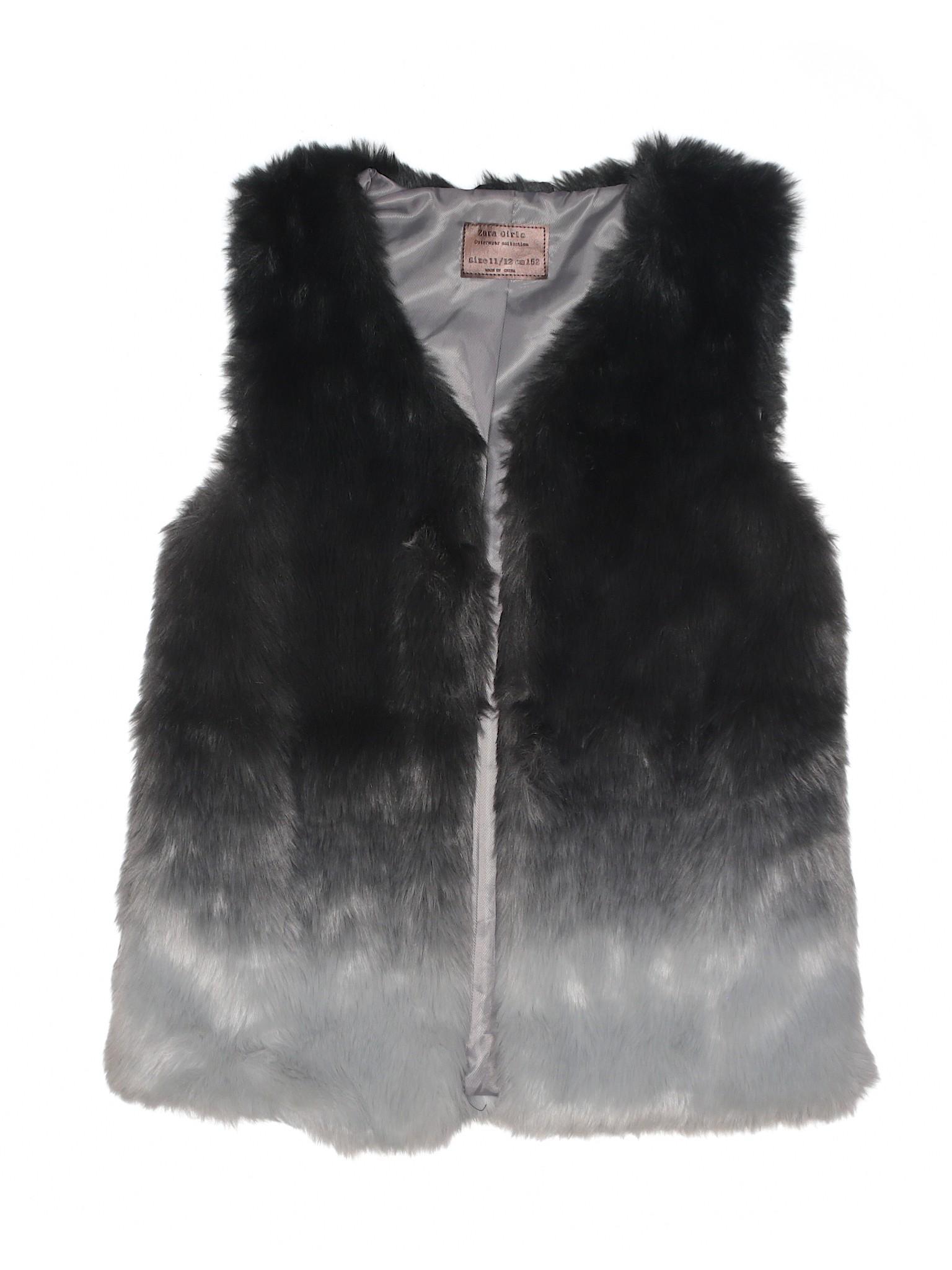 dacf2eb9 Faux Fur Vest