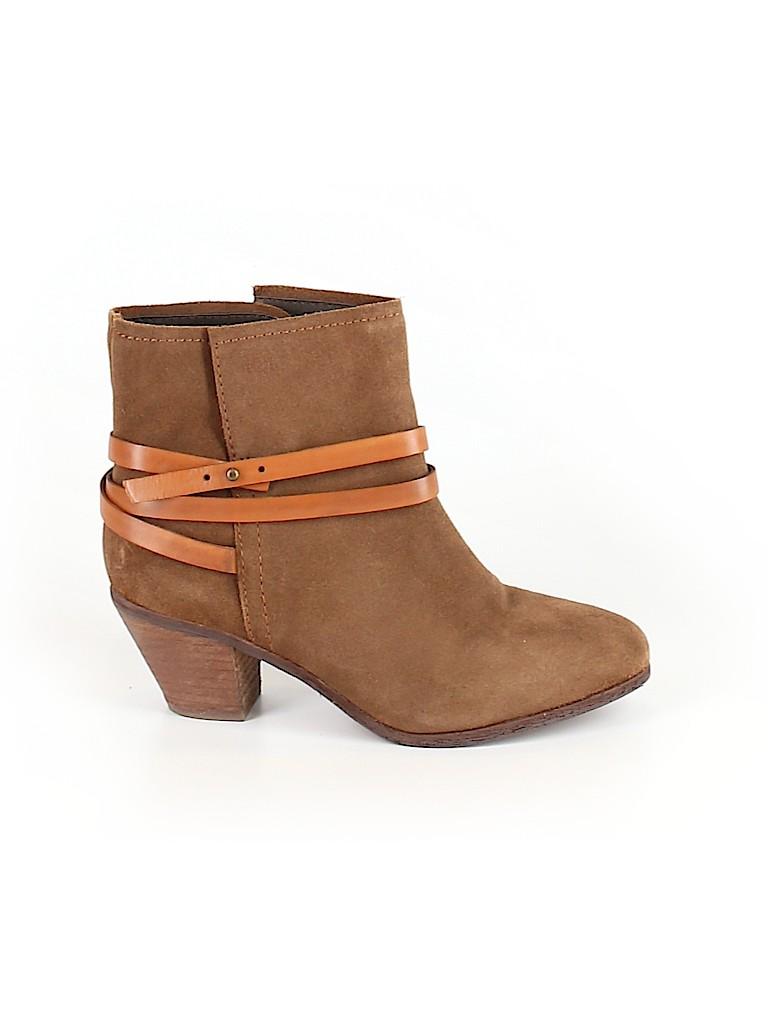 Steven by Steve Madden Women Ankle Boots Size 7 1/2