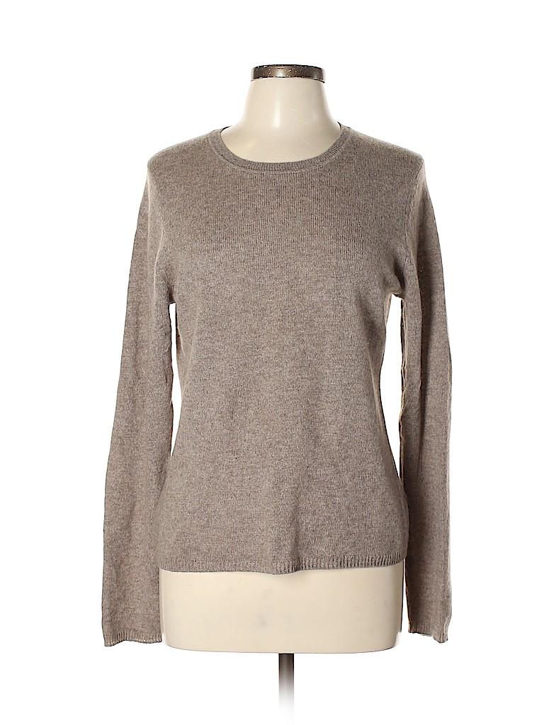 Ellen Tracy Women Cashmere Pullover Sweater Size XL
