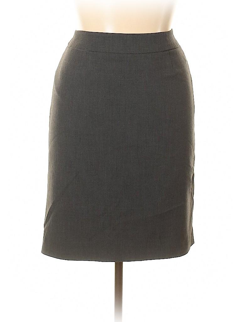 Calvin Klein Women Casual Skirt Size 14W
