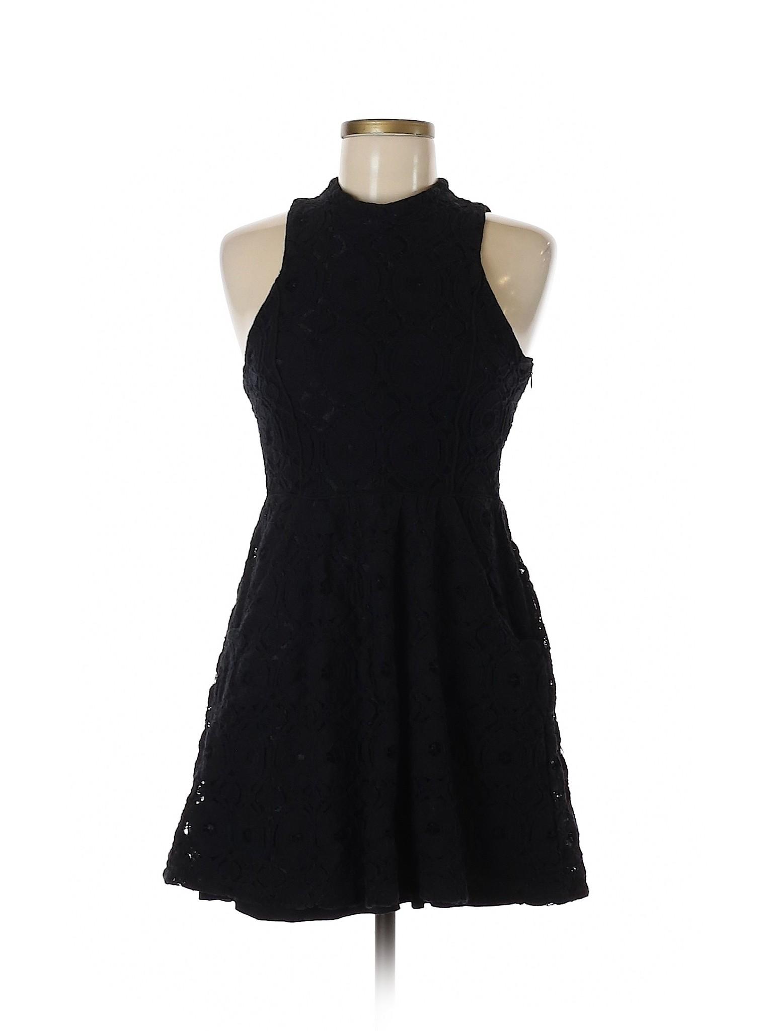 e49ddc804 Details about Kimchi Blue Women Black Casual Dress 8