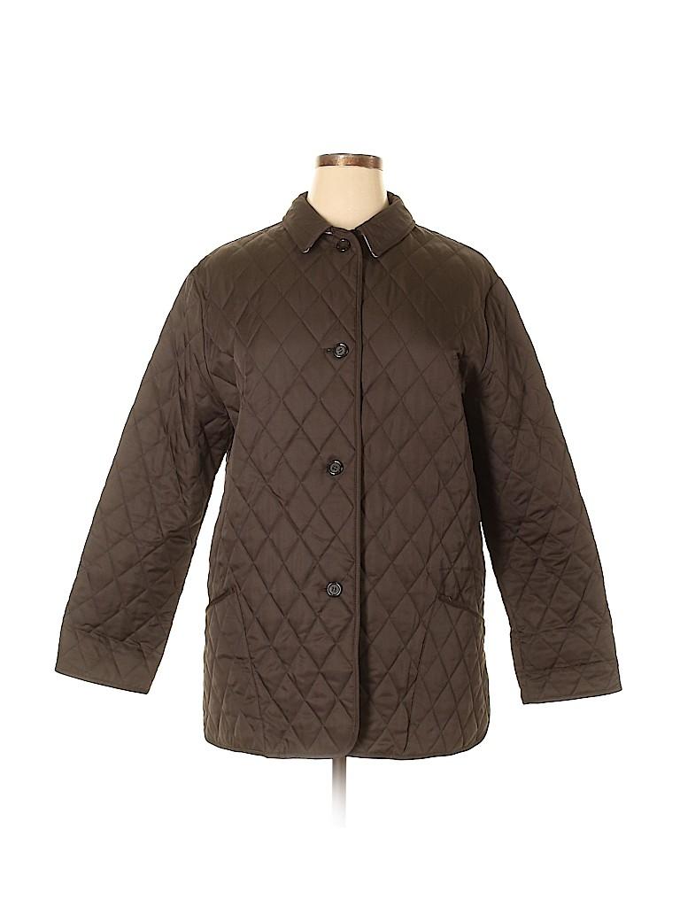 Burberry Women Coat Size XL