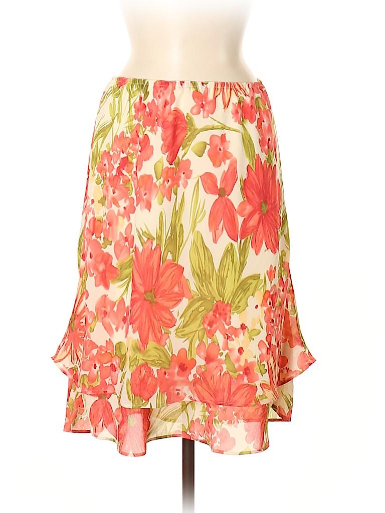 Norton McNaughton Women Casual Skirt Size M