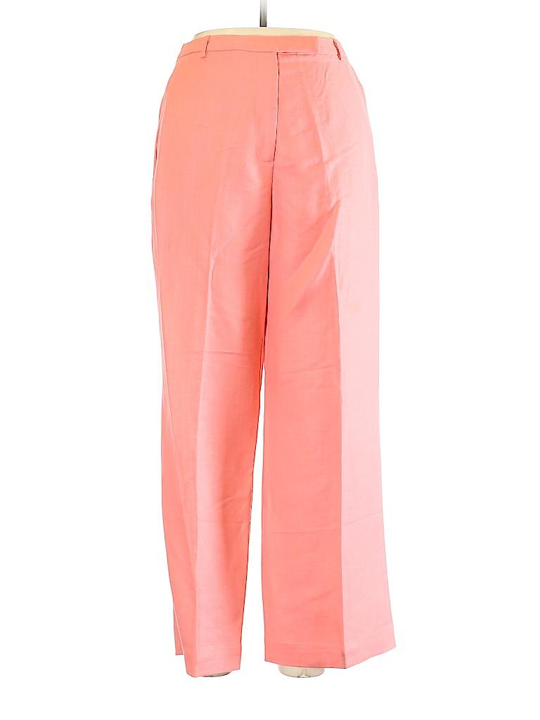 Emma James Women Linen Pants Size 14