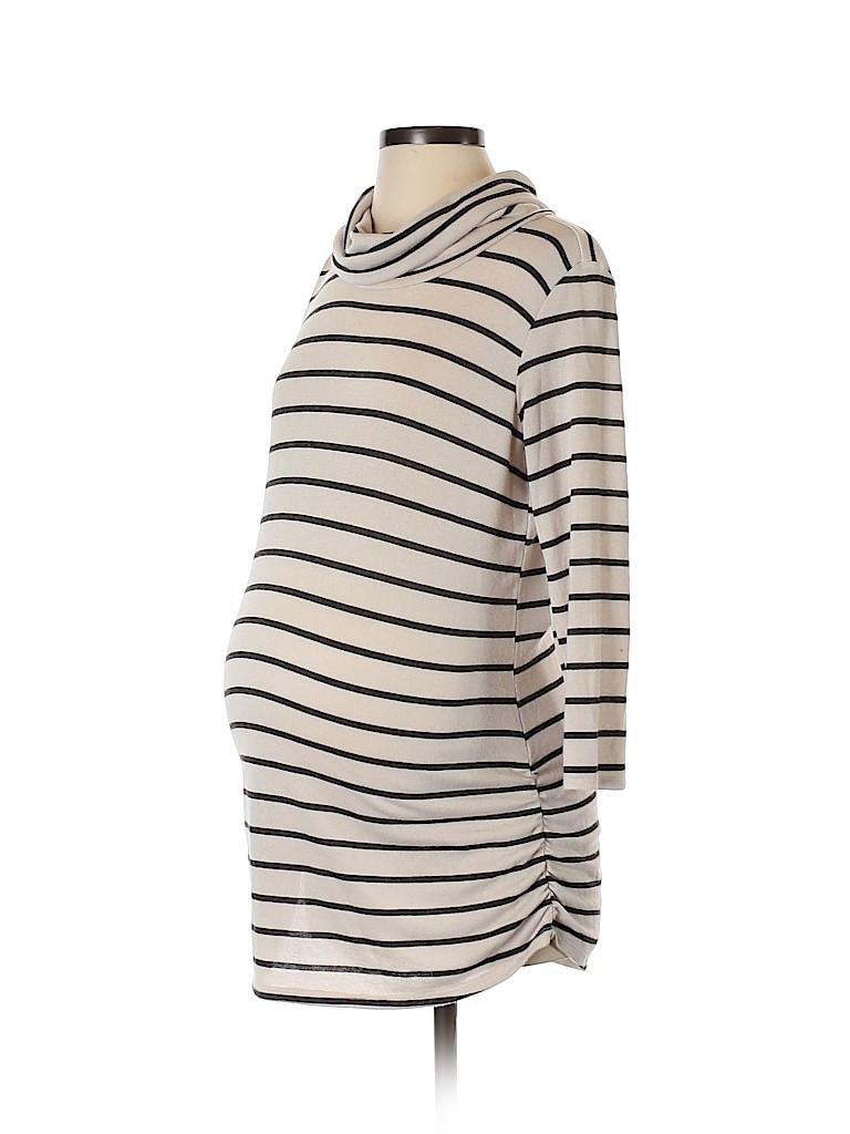 Olivia Blu Maternity Women Pullover Sweater Size S (Maternity)
