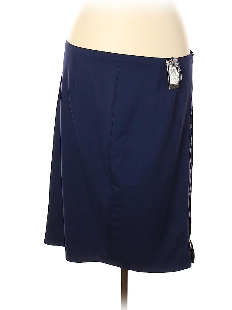 City Chic Women Casual Skirt Size 22 Plus (XL) (Plus)