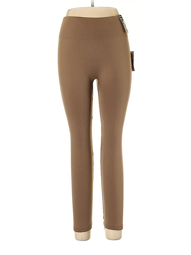 New Directions Women Leggings Size Lg/Xl