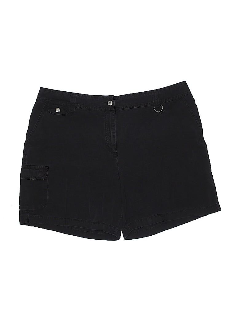 Jones New York Sport Women Shorts Size 18 (Plus)