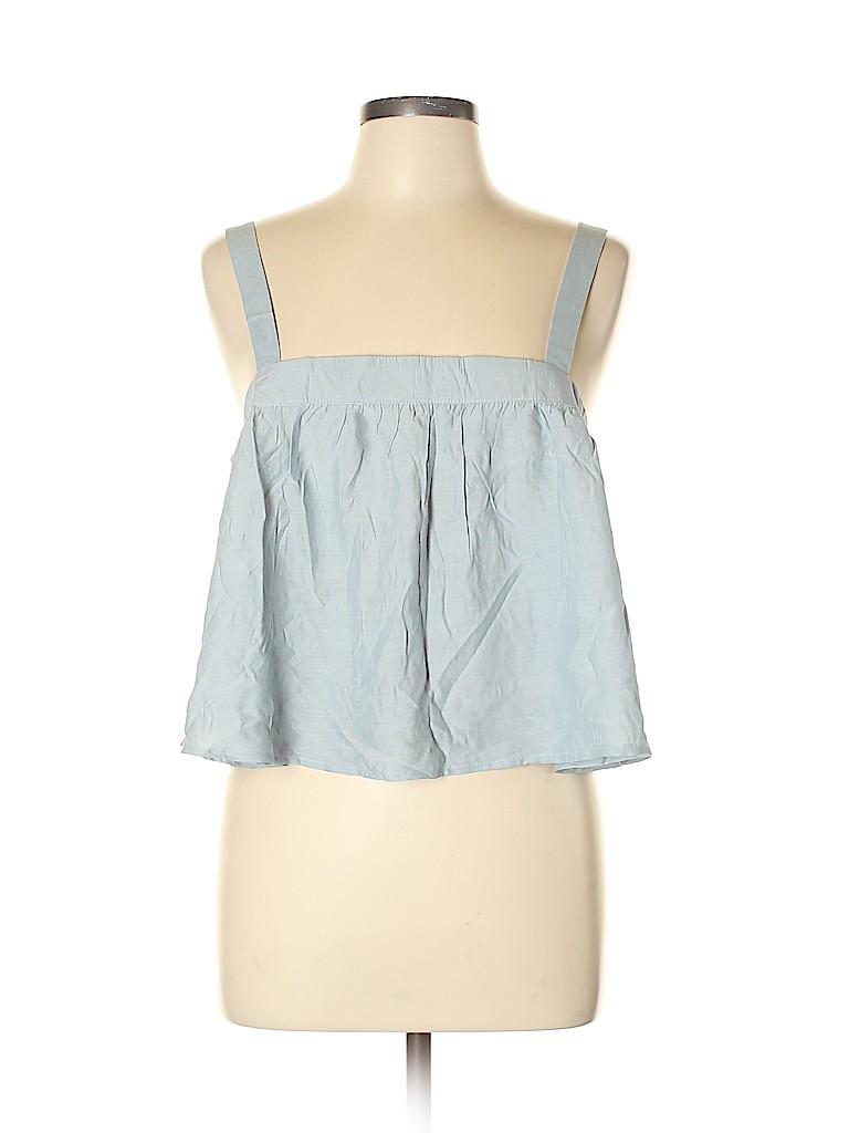 Flawless Women Sleeveless Blouse Size L