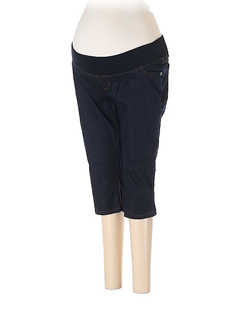 Liz Lange Maternity for Target Women Jeans Size 4 (Maternity)