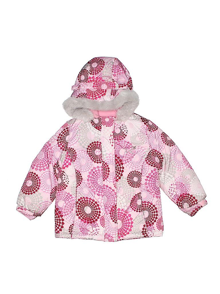 ZeroXposur Girls Coat Size 4T