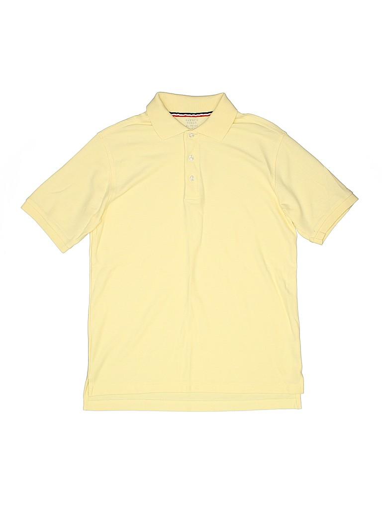 French Toast Boys Short Sleeve Polo Size 14 - 16