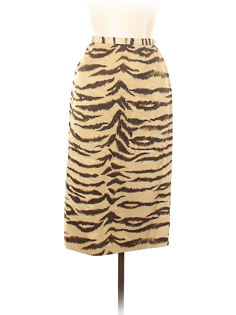 D&G Dolce & Gabbana Women Casual Skirt Size 46 (IT)