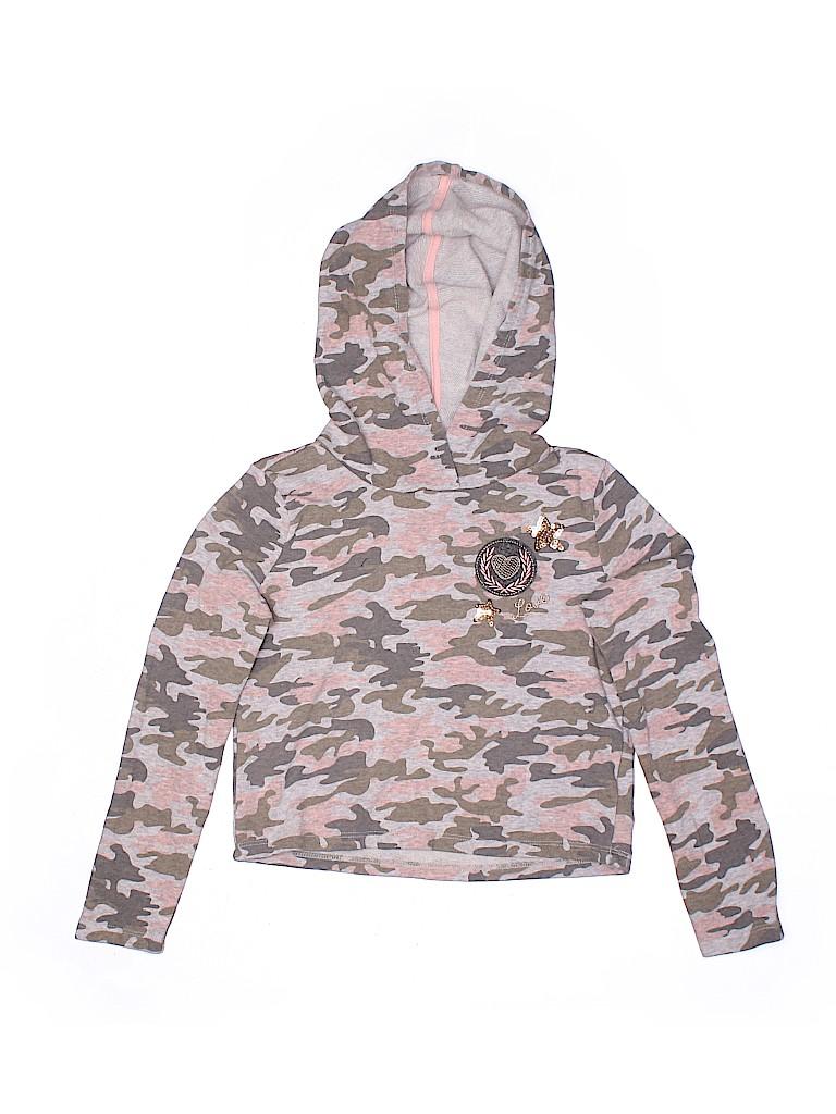Epic Threads Girls Pullover Hoodie Size M (Kids)