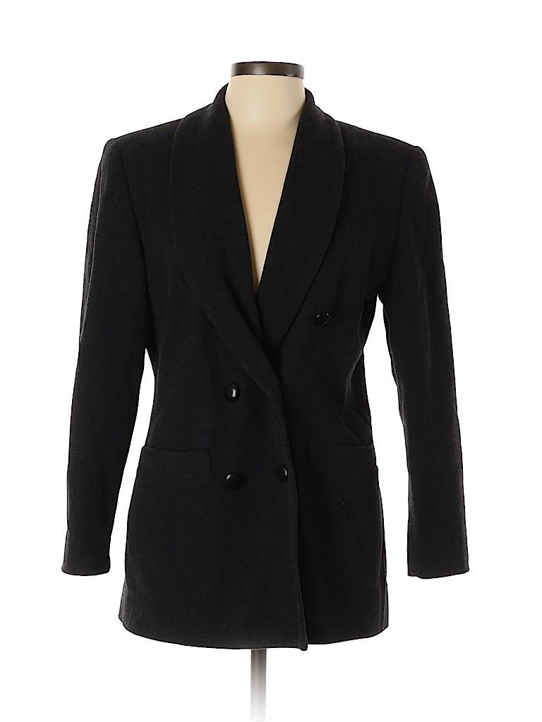 Focus 2000 Women Wool Coat Size 10