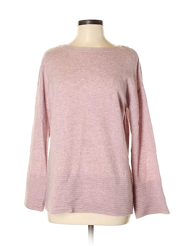 Ellen Tracy Women Cashmere Pullover Sweater Size M