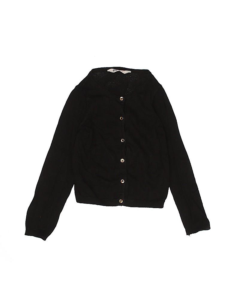 H&M Girls Cardigan Size 4 - 6