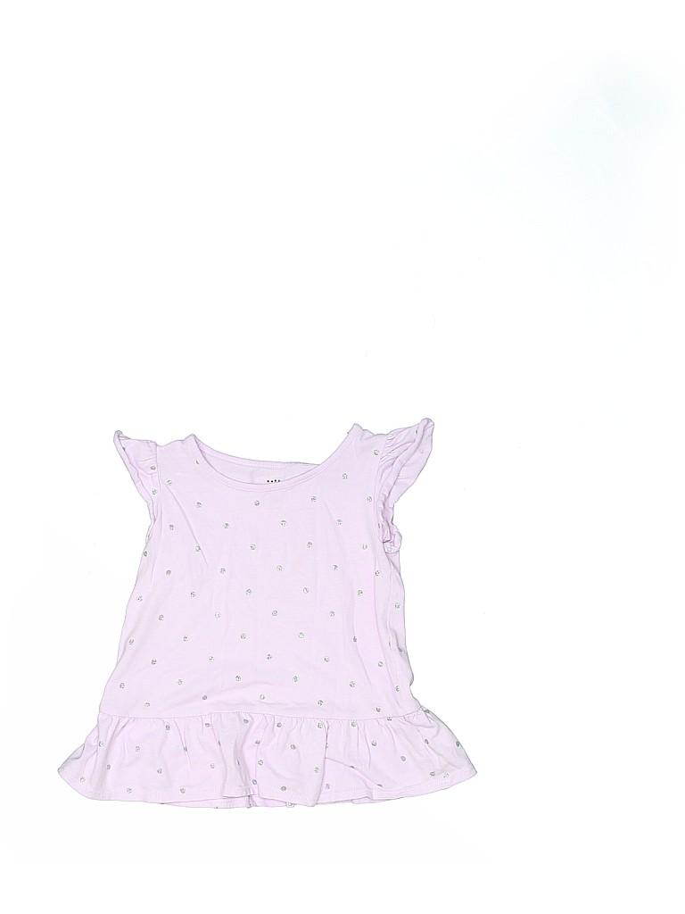 Baby Gap Girls Short Sleeve Top Size 2T