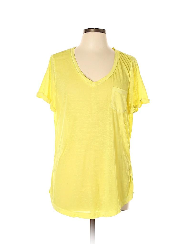 Style&Co Women Short Sleeve T-Shirt Size XL