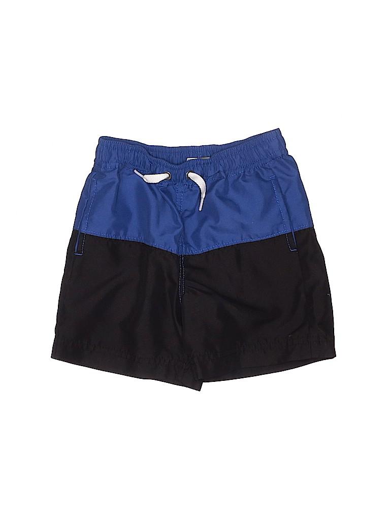 Hanna Andersson Boys Board Shorts Size 4