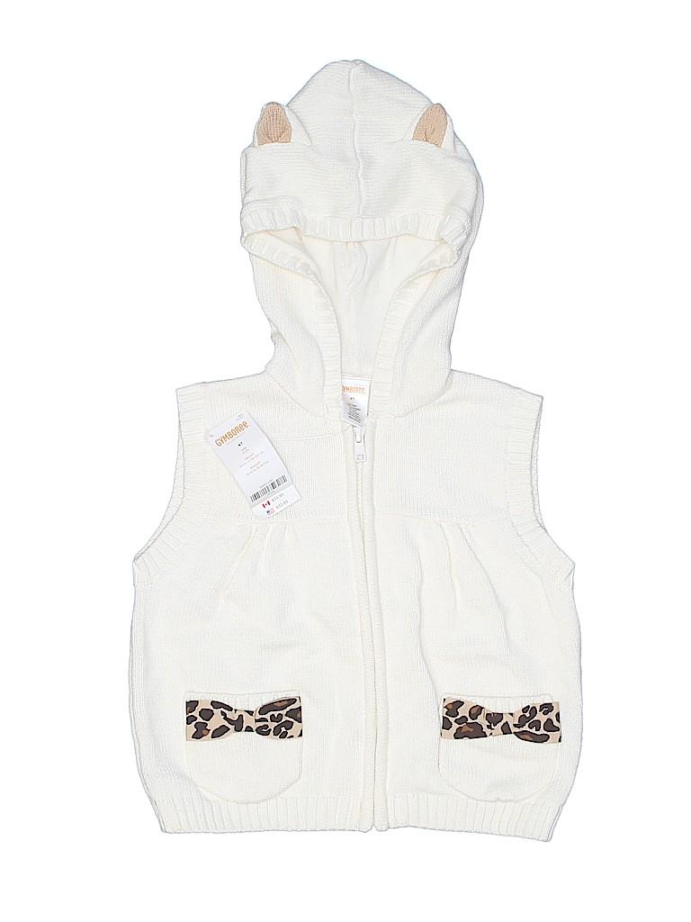 Gymboree Girls Vest Size 4T