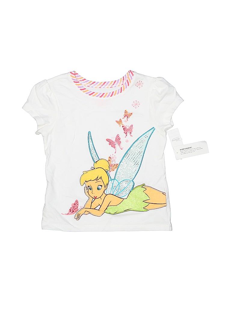 Disney Girls Short Sleeve T-Shirt Size 4