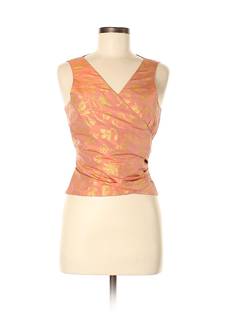 Lafayette 148 New York Women Vest Size 8