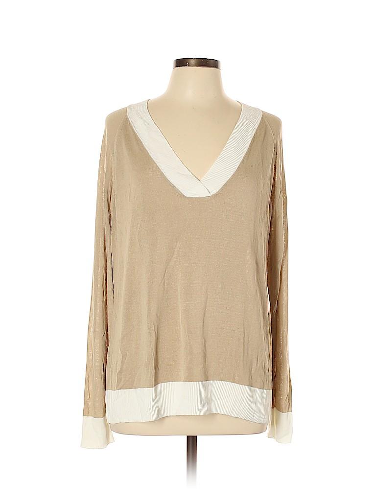Verve Ami Women Pullover Sweater Size L