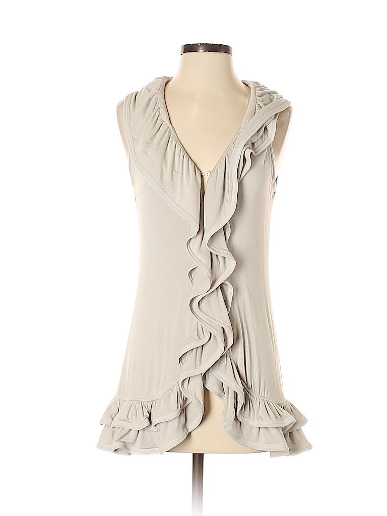 Vivienne Vivienne Tam Women Sleeveless Top Size S
