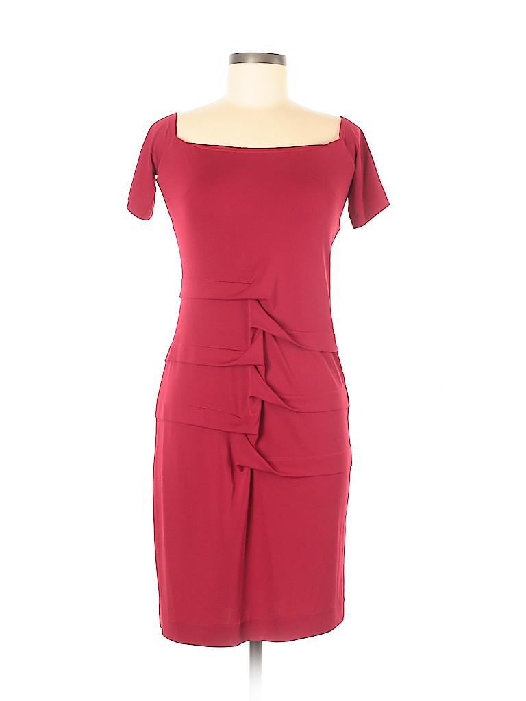 Nicole Miller Artelier Women Casual Dress Size L