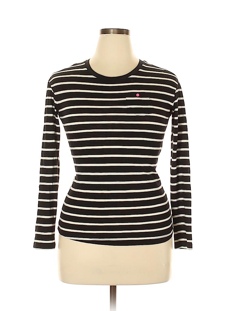 Cherokee Women Long Sleeve T-Shirt Size XL