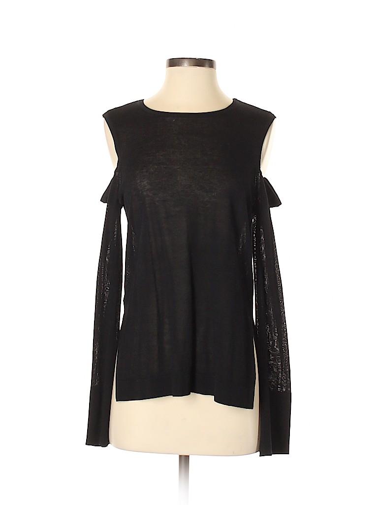 BCBGMAXAZRIA Women Long Sleeve Top Size S