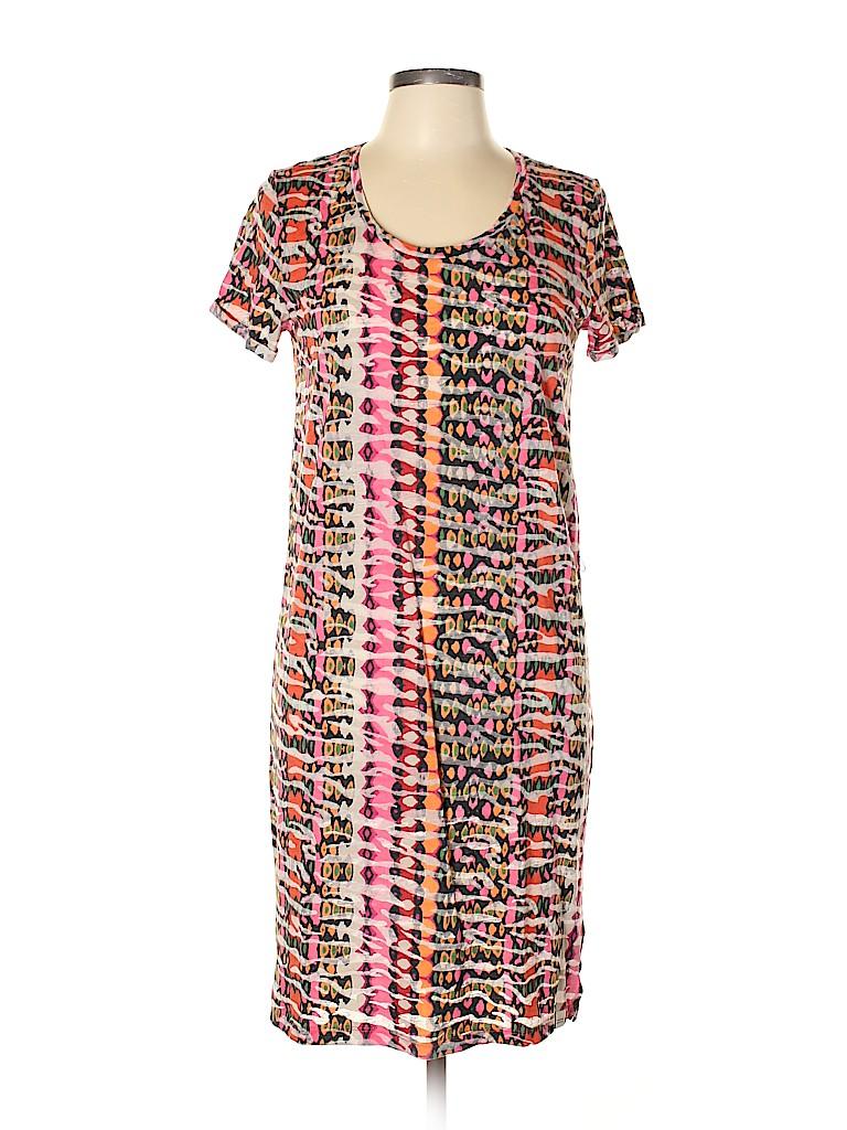 Scotch & Soda Women Casual Dress Size Lg (3)
