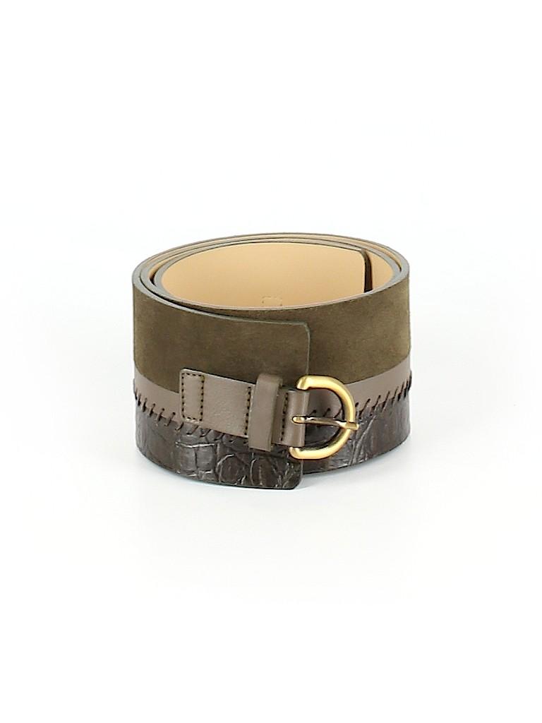 Worth New York Women Leather Belt Size L