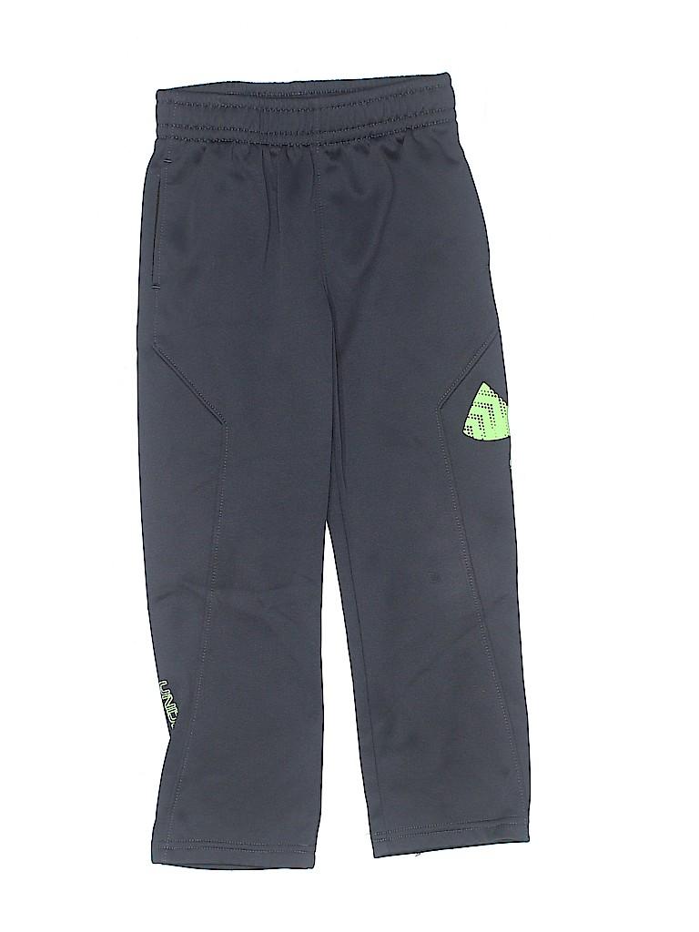 Under Armour Boys Active Pants Size 4
