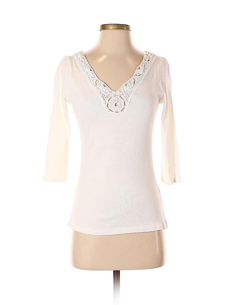 Interi Women 3/4 Sleeve Top Size S