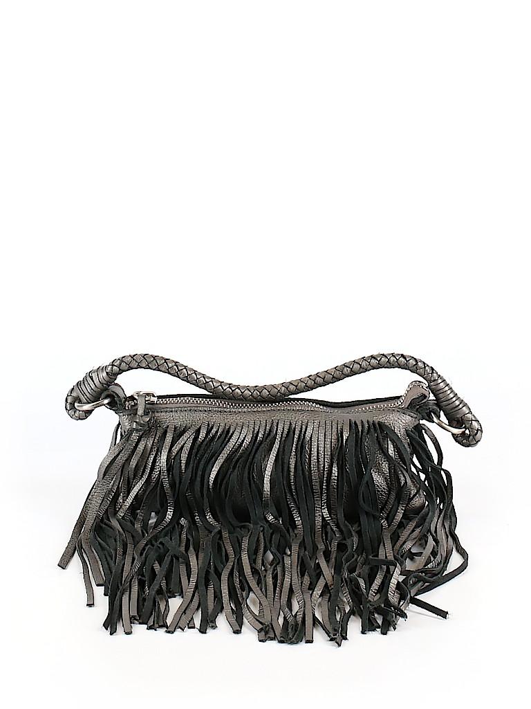 Linea Pelle Women Leather Shoulder Bag One Size