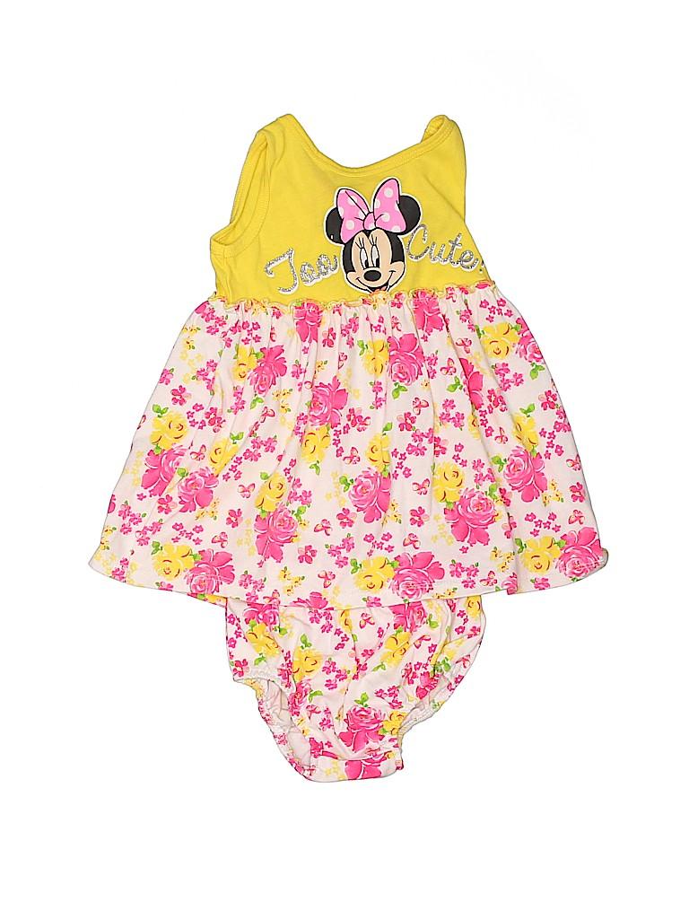 Disney Girls Dress Size 12 mo