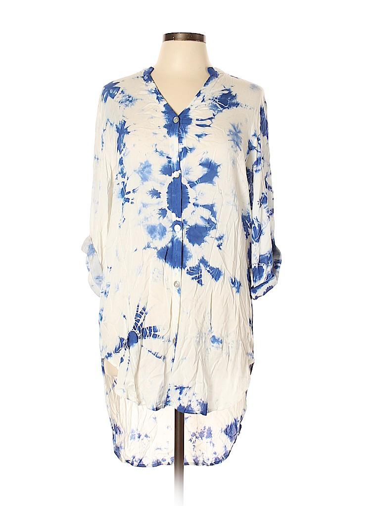 Blue Island Women Casual Dress Size M