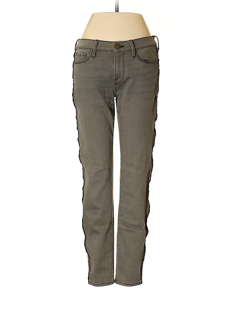 FRAME Denim Women Jeans 27 Waist