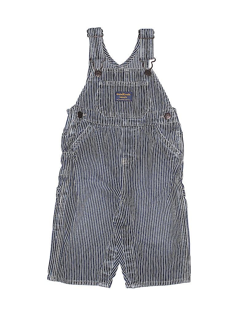 OshKosh B'gosh Boys Overalls Size 12 mo