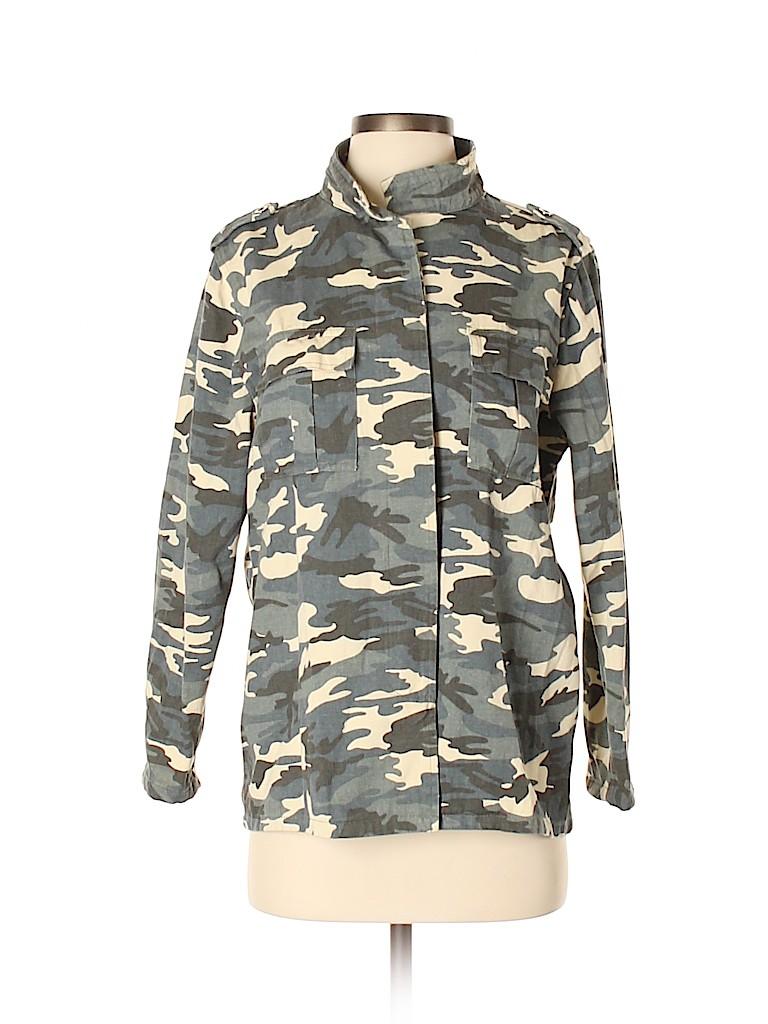 Amaryllis Women Denim Jacket Size S