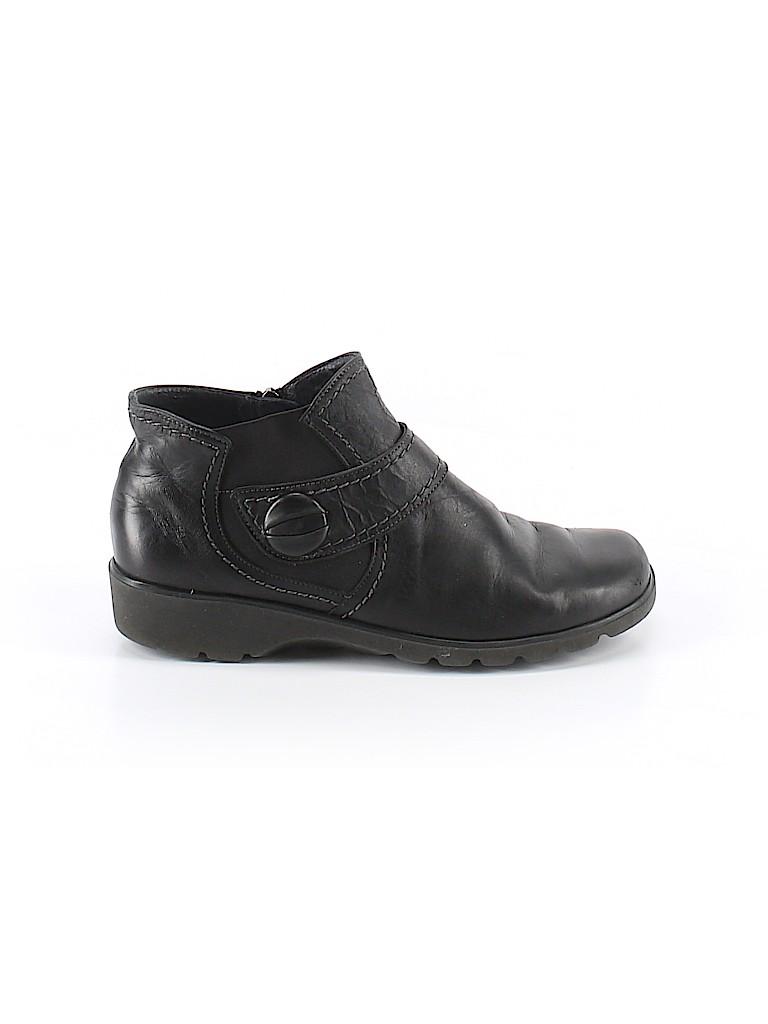 Ara Women Ankle Boots Size 4 1/2