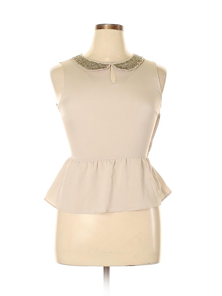 H&M Women Sleeveless Blouse Size 10