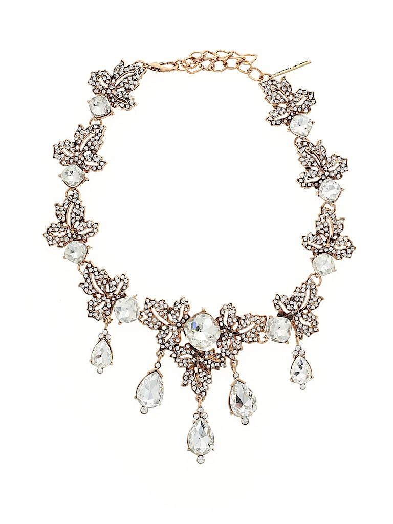 Oscar De La Renta Women Necklace One Size