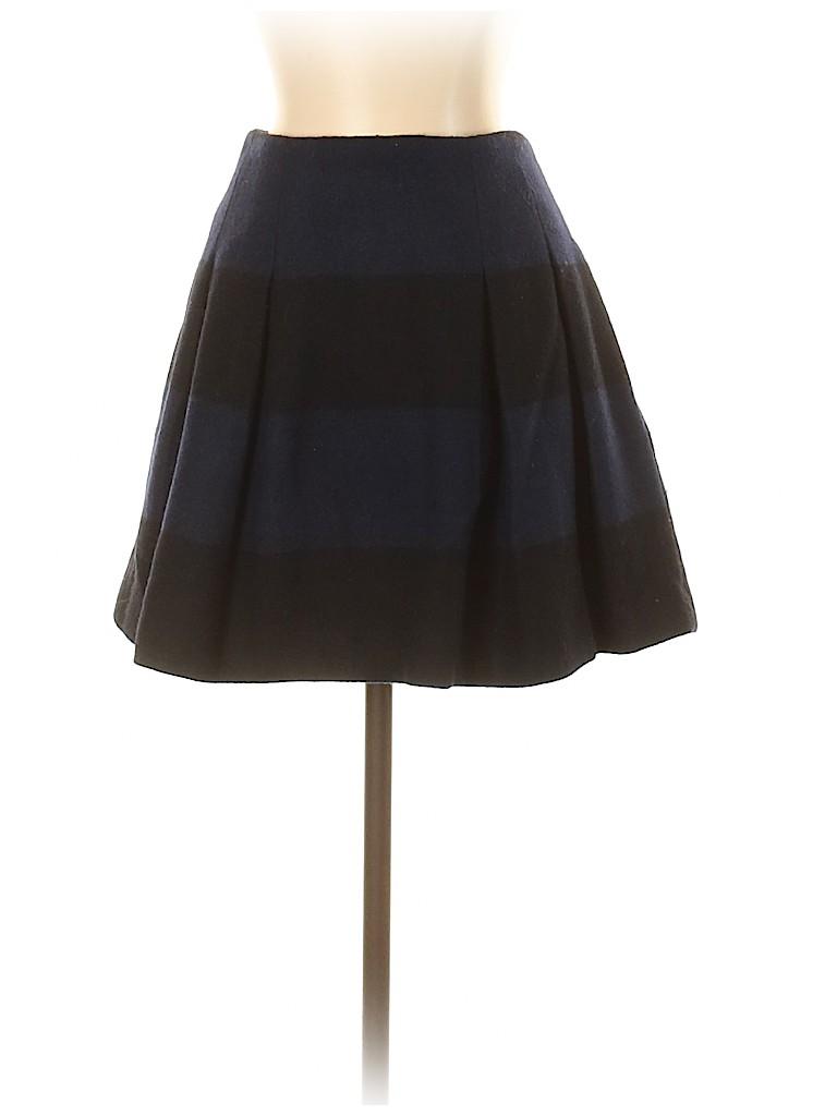 Madewell Women Wool Skirt Size 2